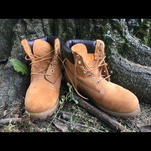 6-inch waterproof Timberland Boots